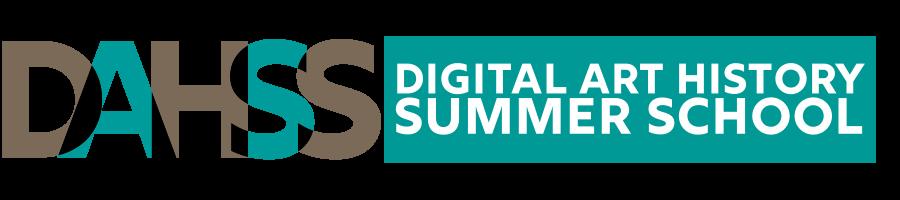 DAHSS - Digital Art History Summer School